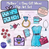 Mother's Day Gift Ideas Clip Art Set 2 Commercial and Personal Use