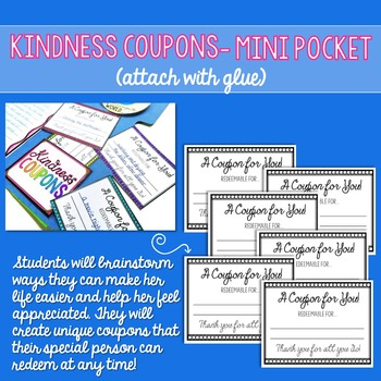 Mother's Day Gift - A Lapbook Craft for Upper Elementary
