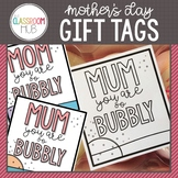 Mother's Day Gift Tags You are So Bubbly