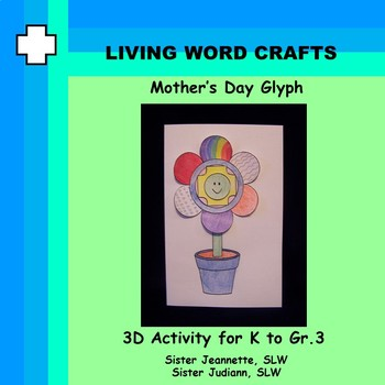 Mother's Day Glyph for Grades K to Gr. 3