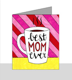 Mother's Day Greeting Cards Bundle