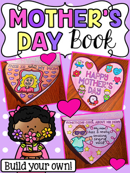Mother's Day Heart Book - Build your own!