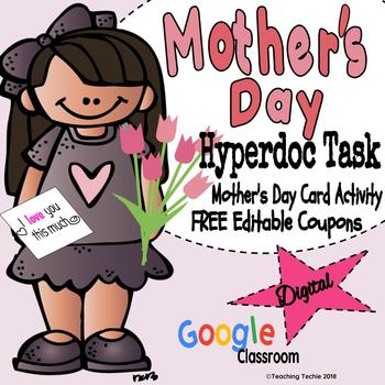 Mother's Day Hyperdoc