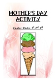 Mother's Day Ice Cream Craft!