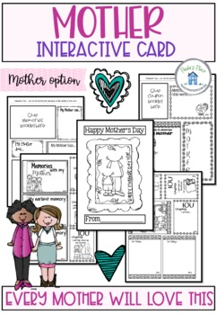 Mother's Day Interactive Card