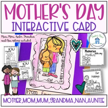 Mother's Day - Interactive Card