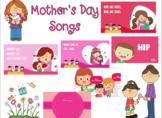 Mother's Day Interactive Song Choice Board