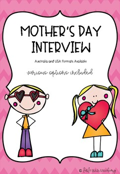 Mother's Day Interview #luckydeals