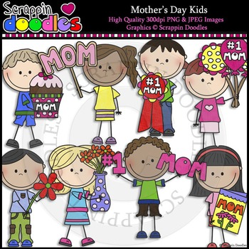 Mother's Day Kids
