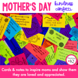 Mother's Day Kindness Notes and Kindness Cards | Kindness Confetti