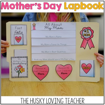 Mother's Day Lapbook