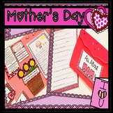Mother's Day Craft Mother's Day Activity Mother's Day Writing
