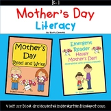 Mothers Day Reading Comprehension Passage and Reader