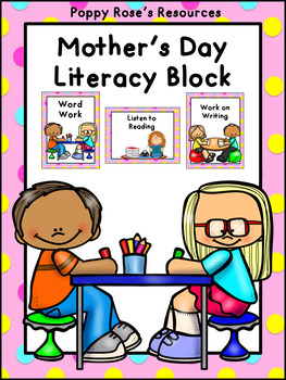 Mother's Day Literacy Block