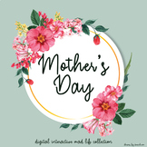 Mother's Day Mad Libs (printable and digital distance lear