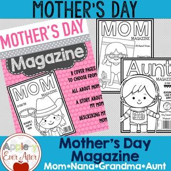 Mother's Day Magazine - No Prep