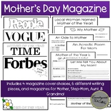 Mother's Day Magazine Project