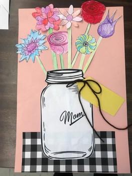 Mother's Day Mason Jar