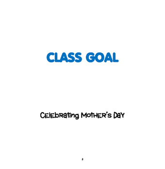 Mother's Day- Mini Thematic Unit for Toddlers/Pre-K