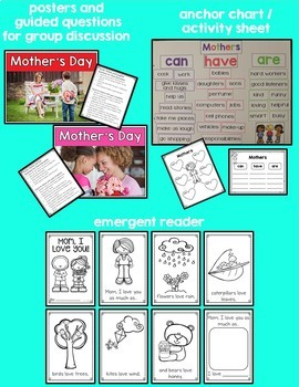 7 Mother's Day, Mom, family