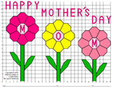 Mother's Day Mystery Picture : Distance Learning