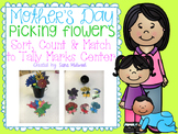 Mother's Day Picking Flowers Center