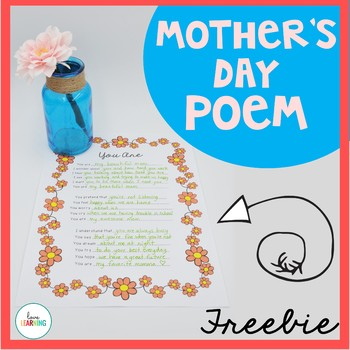 Mother's Day Poem (Free)