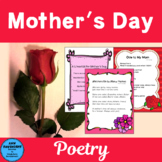 Mother's Day Poetry: Original poems about mothers