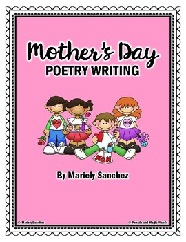 Mother's Day Poetry Writing