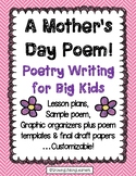 Mother's Day Poetry Writing for Big Kids