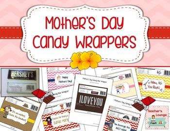 picture relating to Printable Hershey Bar Wrappers identify Moms Working day Printable Sweet Bar Wrappers