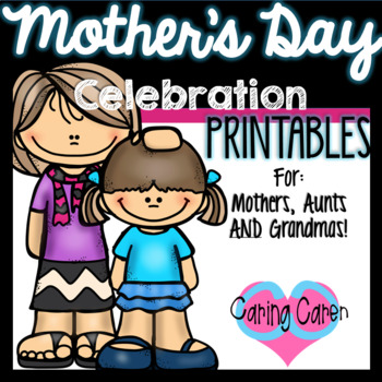 Mother's Day Printables!