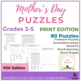 Mother's Day Puzzles - 80 Unique Puzzle Collection