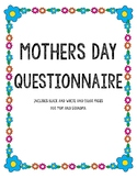 Mother's Day Questions
