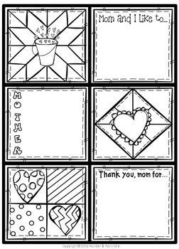 Mother's Day Quilt ~ Mom, Mum, Mama, Mommy, Grandma and more