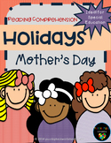 Mother's Day Reading Comprehension