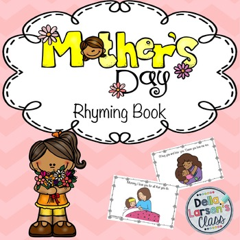 Mother's Day Rhyming Mini Book