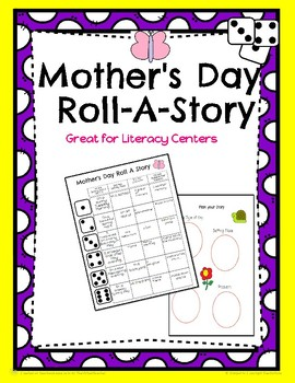 Mother's Day Roll A Story!