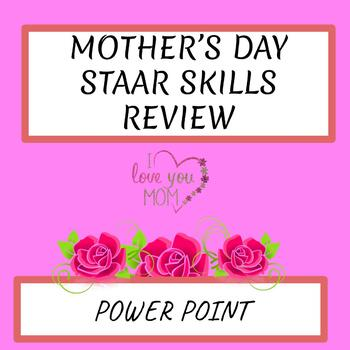 Mother's Day STAAR Review and Activities
