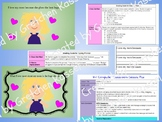 Mother's Day Secret K-1 Technology Classroom Lesson Plan