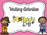 Mother's Day Writing Activities for Grades 3-5