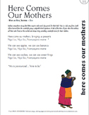 Mother's Day Song From Africa - Free Lyric Sheet