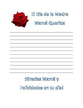 Mother's Day Spanish - El Día de la Madre
