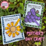 Mothers Day Speech Therapy Craft   Articulation and language goals