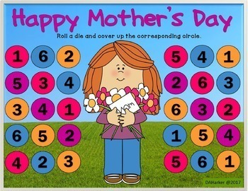 Mother's Day Speech Therapy Printable Pack