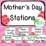 Mother's  Day Stations  (Posters)