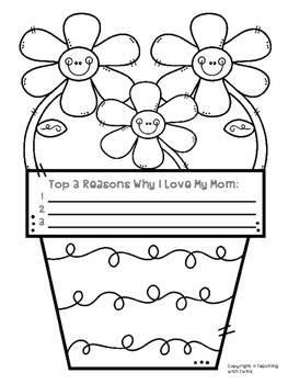 Mother's Day- Sticky Notes Craft: Easy, no prep, USEFUL, and low cost!