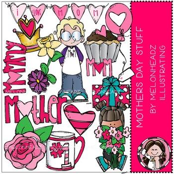 Mother's Day Stuff clip art - Melonheadz Clipart