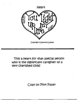 """Mother's Day Sun Craft. """" You Light Up My Life!"""""""