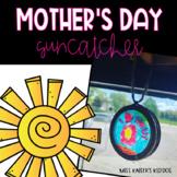 Mother's Day Suncatcher Craft